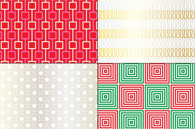 mod-christmas-mix-and-match-pattern-bundle