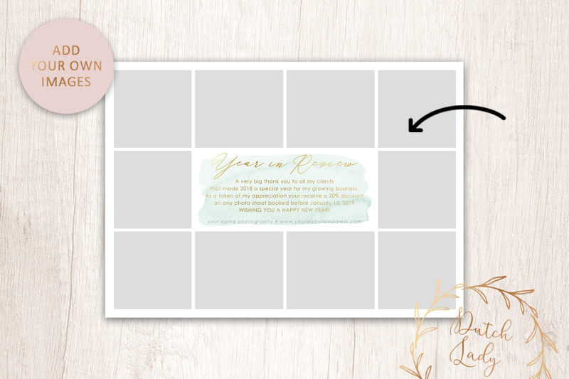 psd-year-in-review-photo-collage-card-template-3