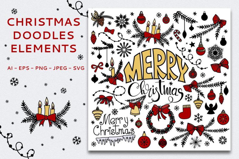 christmas-seamless-patterns