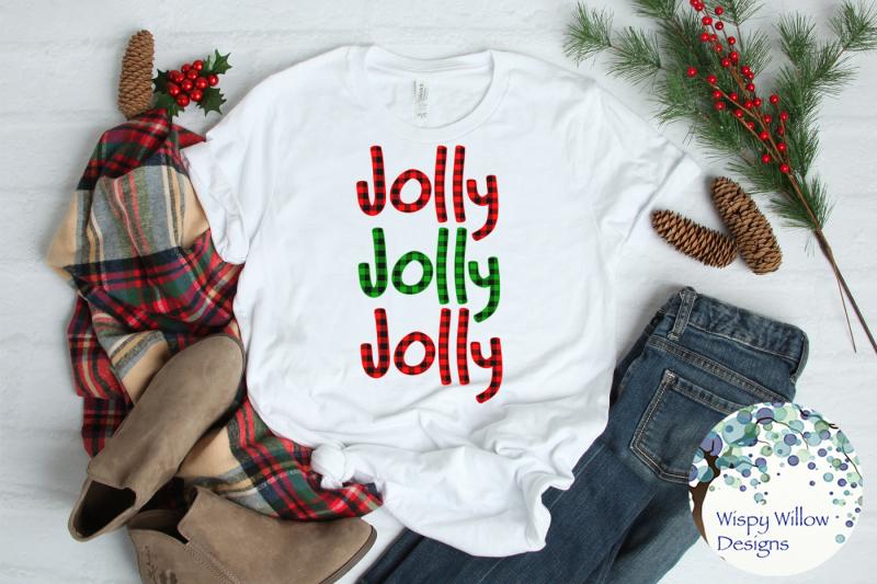 jolly-jolly-jolly-christmas-buffalo-plaid-svg