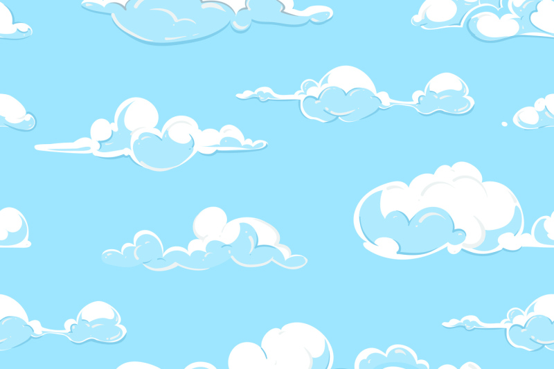 cartoon-vector-clouds-weather-seamless-pattern-in-pastel-colors