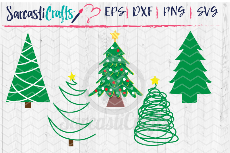 christmas-trees-bundle-set-of-5