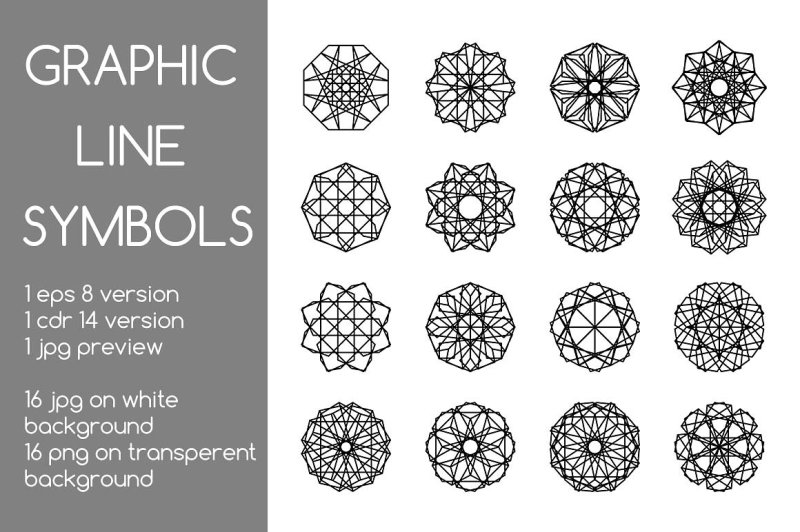 16-graphic-line-symbols