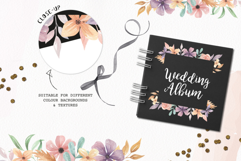 organic-watercolor-pastel-frames-pretty-floral-borders-png-files-set