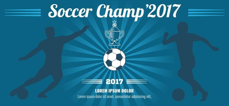 blue-horizontal-football-soccer-vector-poster-template