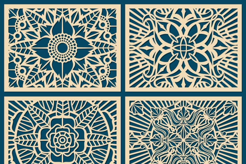 laser-cutting-wall-pattern-canvas-vector-template-panel