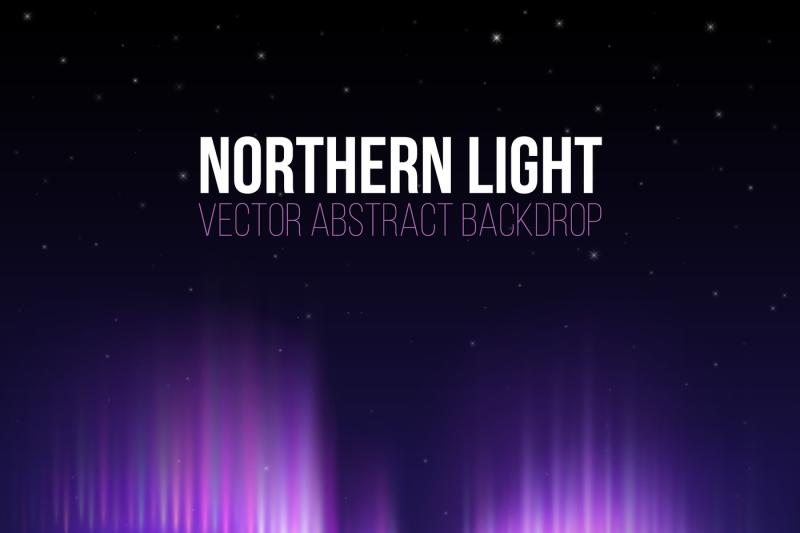 aurora-borealis-northern-light-winter-vector-abstract-backdrop