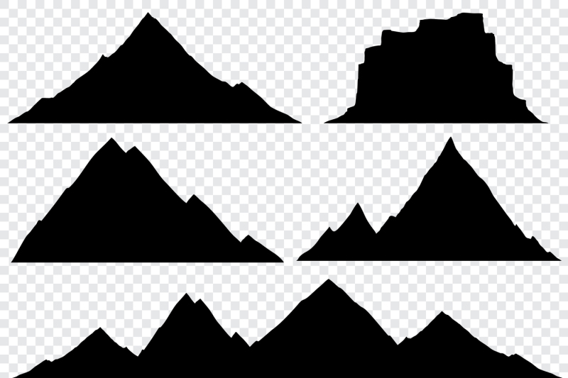 mountain-silhouette-vector-skyline-panoramic-view