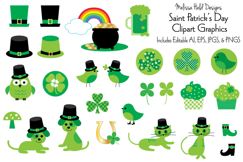st-patrick-039-s-day-clipart-graphics