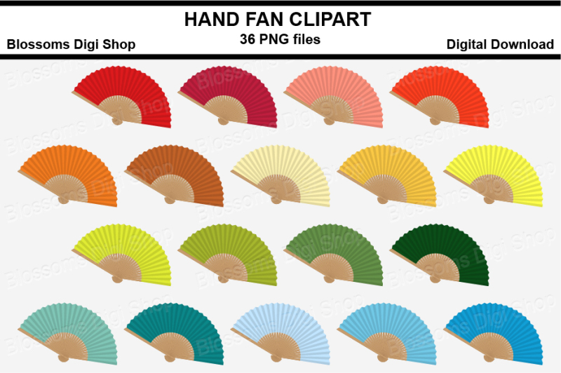 hand-fan-clipart-multi-colours-36-png-files