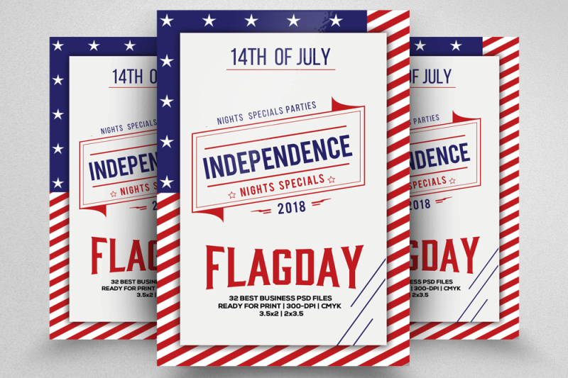 american-independence-day-flyer