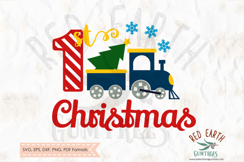 christmas-train-north-pole-express-in-svg-png-eps-dxf-pdf-formats