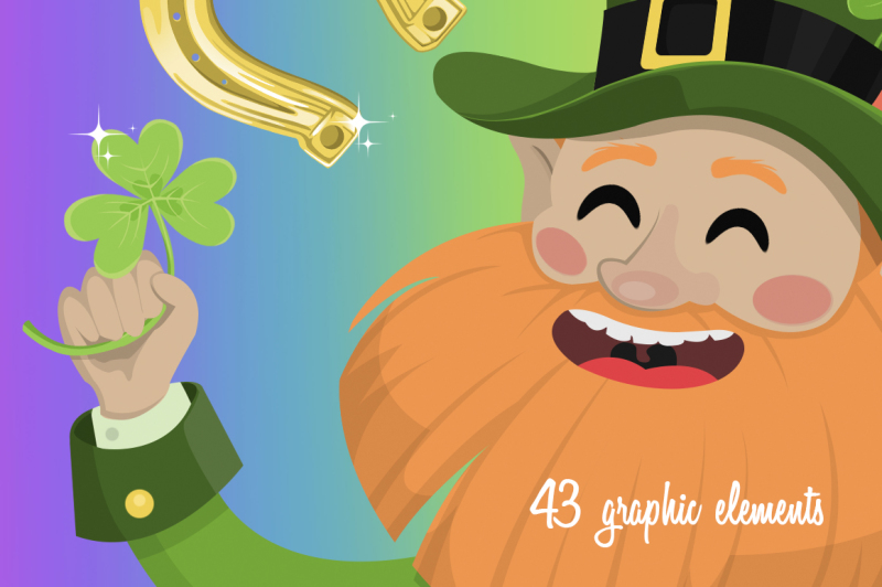 st-patrick-s-day-graphics-collection