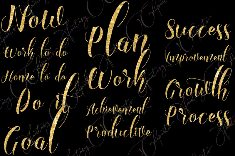 productivity-word-art