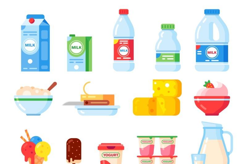 milk-products-healthy-diet-yogurt-ice-cream-and-milk-cheese-fresh-d