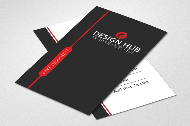 vertical-business-card