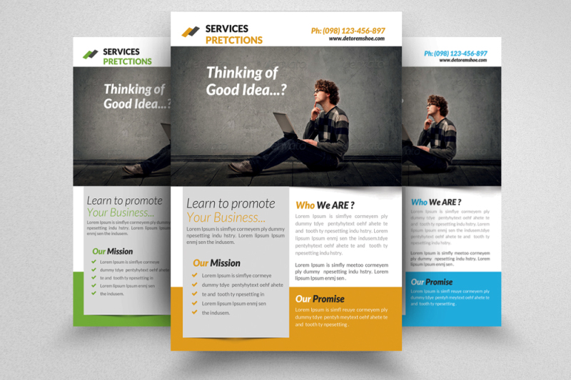 business-solution-flyer-template