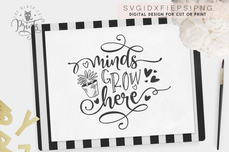 minds-grow-here-svg-dxf-png-eps