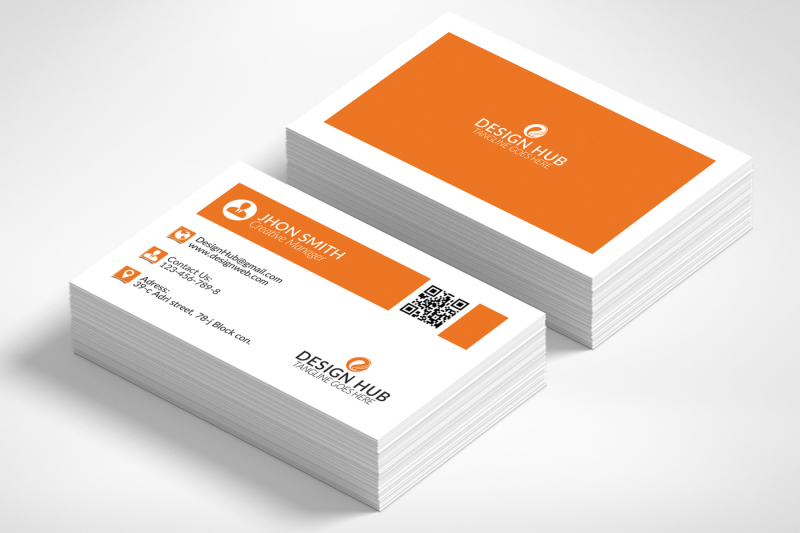 clean-business-card-template
