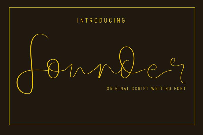 founder-font