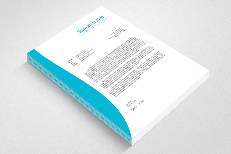 business-letterhead-word-template