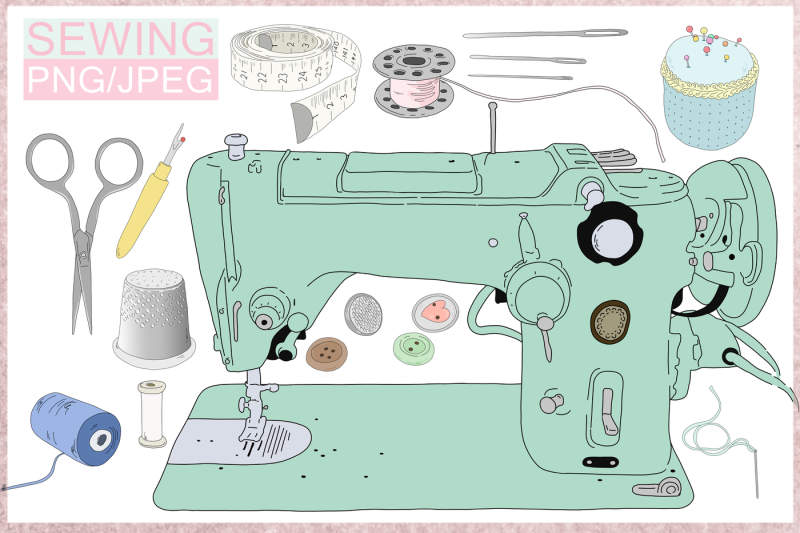 cartoon-sewing-bundle-11-illustrations-png-jpeg-clip-art