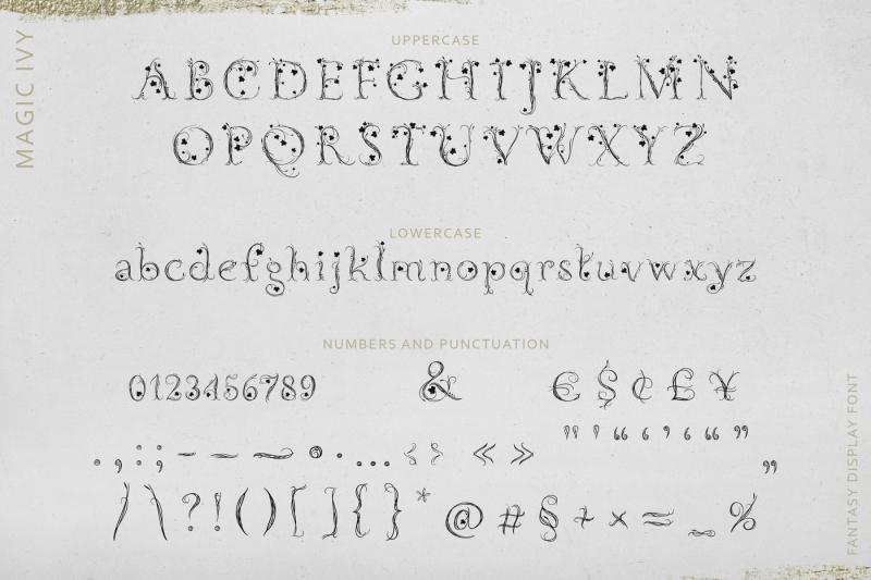 magic-ivy-font