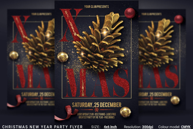 christmas-new-year-party-flyer