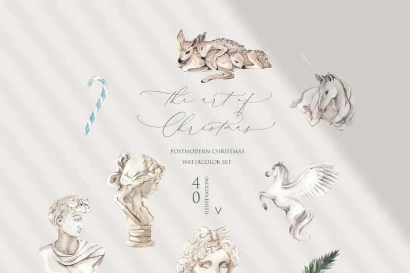 the-art-of-christmas-postmodern-watercolor-set