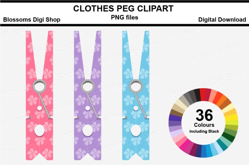flower-clothes-peg-clipart-multi-colours-36-png-files