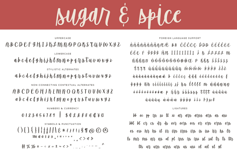 sugar-and-spice-font-duo