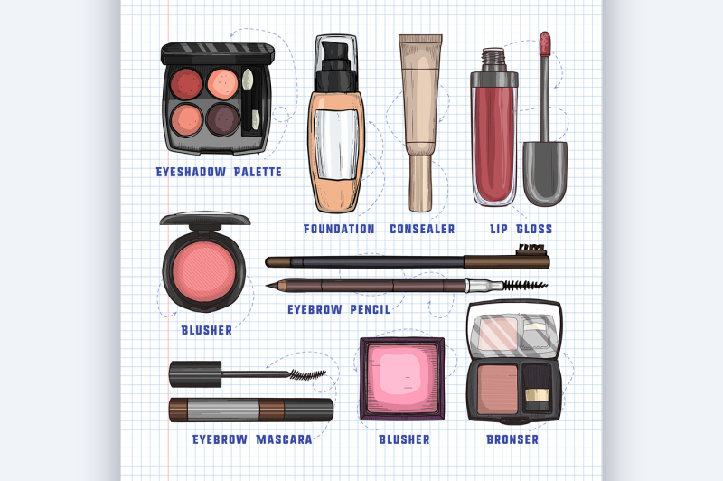 color-illustration-of-makeup-products