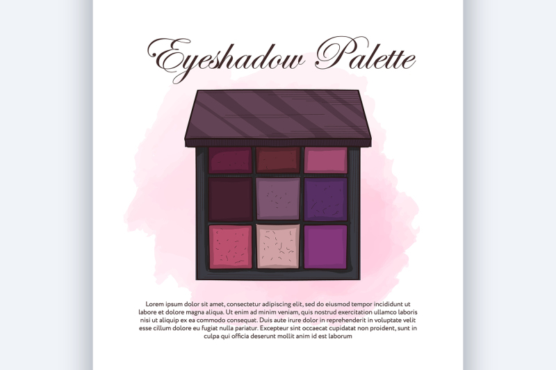 hand-drawn-color-sketch-of-an-eyeshadow-palette