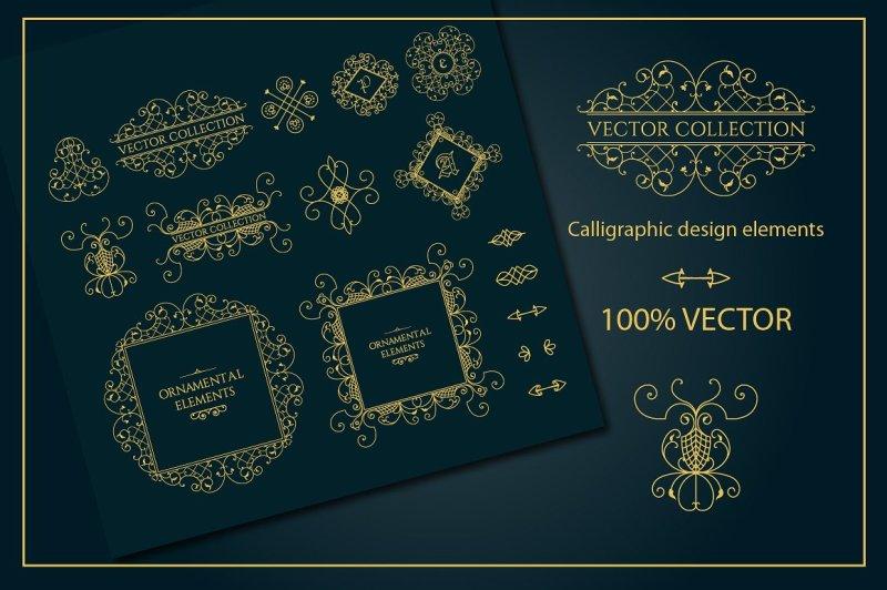 vector-vintage-page-decorations