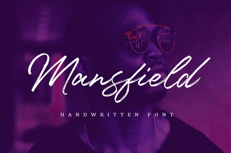 mansfield-font