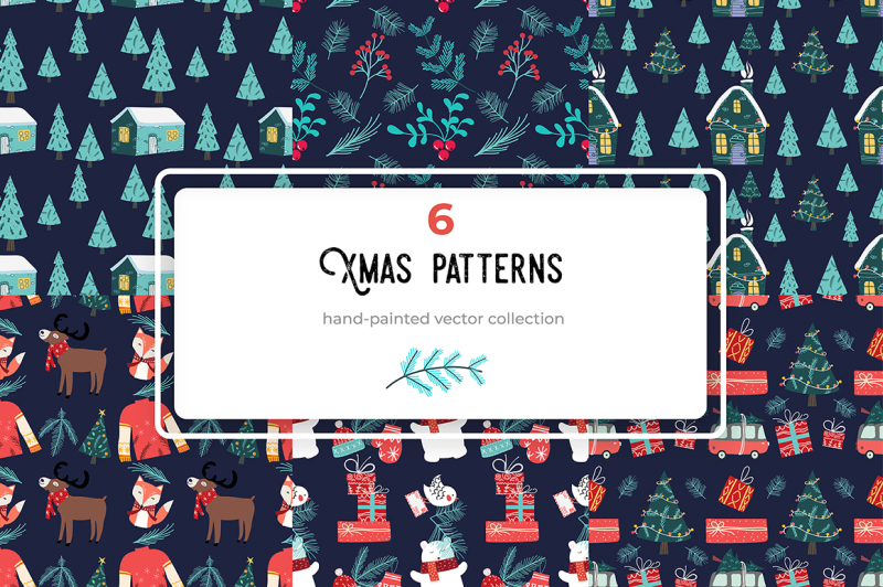 christmas-patterns-part-ii