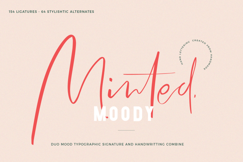 minted-mood-font-duo