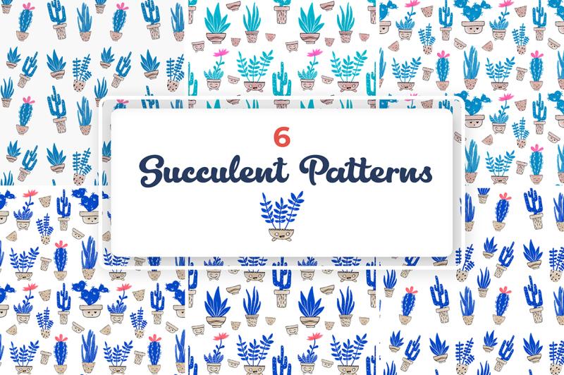 enjoyable-succulent-patterns
