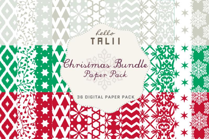 christmas-bundle-paper-pack