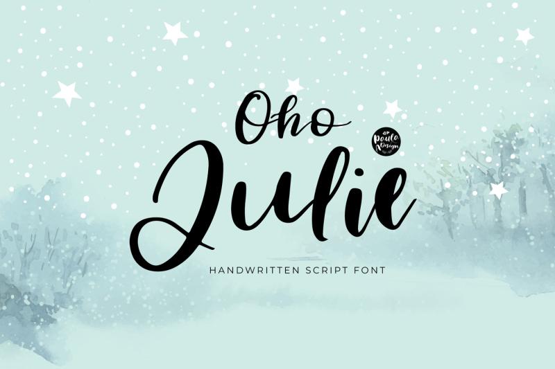 oho-julie