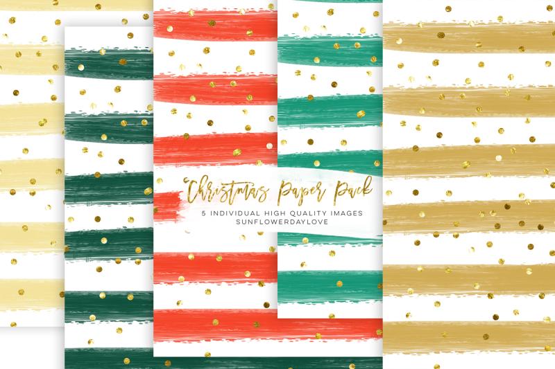 christmas-digital-scrapbook-scandinavian-winter-paper-modern-party