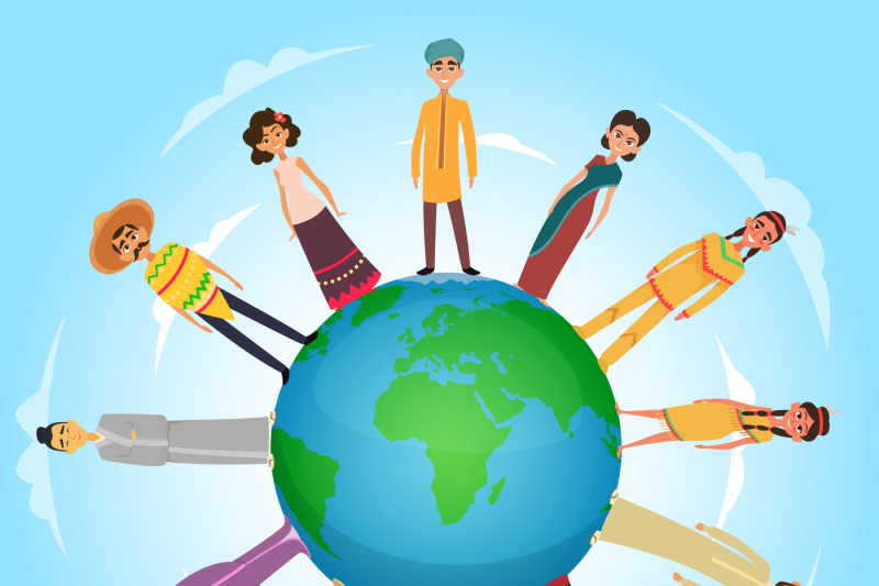 concept-illustration-with-international-peoples-male-and-female-standi
