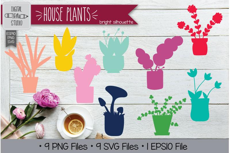 117-hand-drawn-potted-plants-amp-cactus-house-plants-clip-art