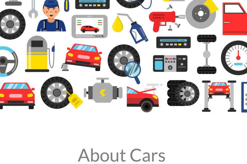 vector-background-car-service