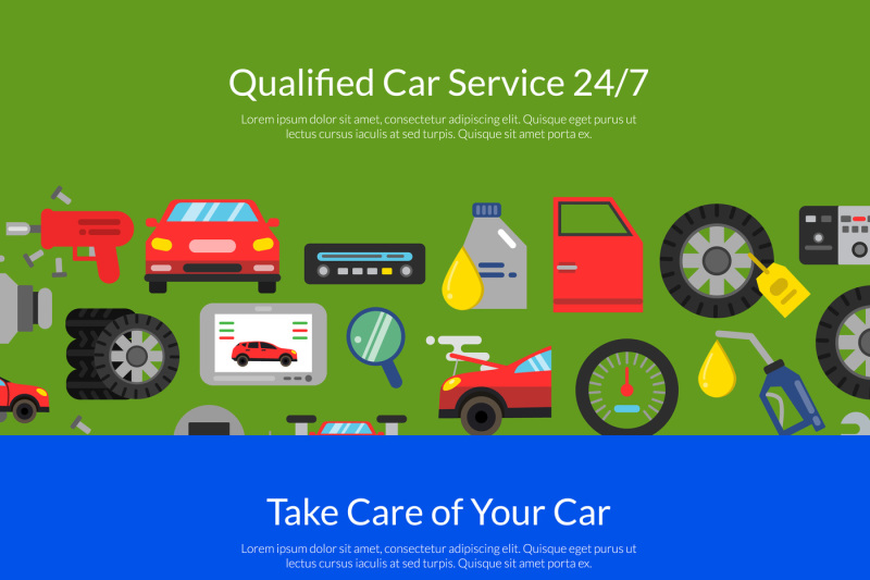vector-web-banners-page-illustration-with-flat-style-car-service-eleme