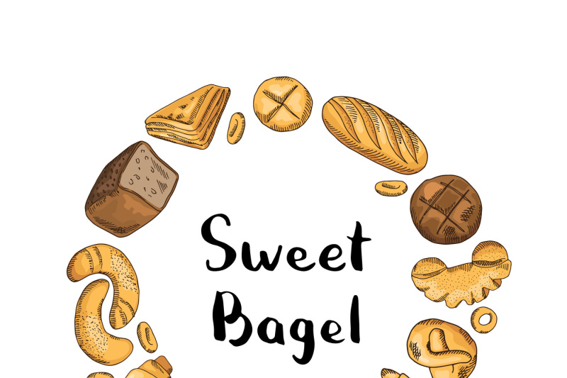 vector-hand-drawn-colored-bakery-elements