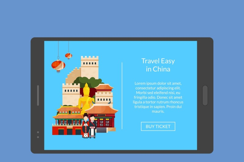 travel-in-china-banner-on-tablet