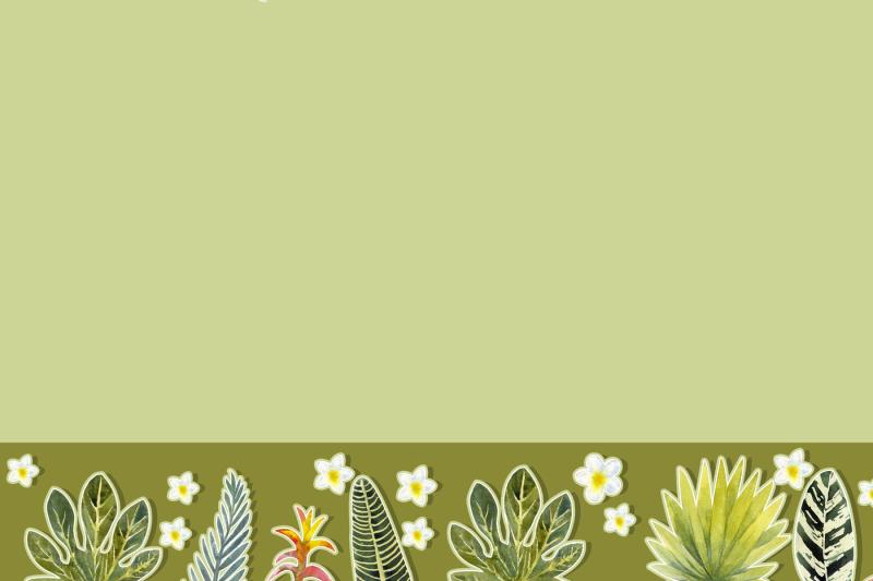 tropical-leaves