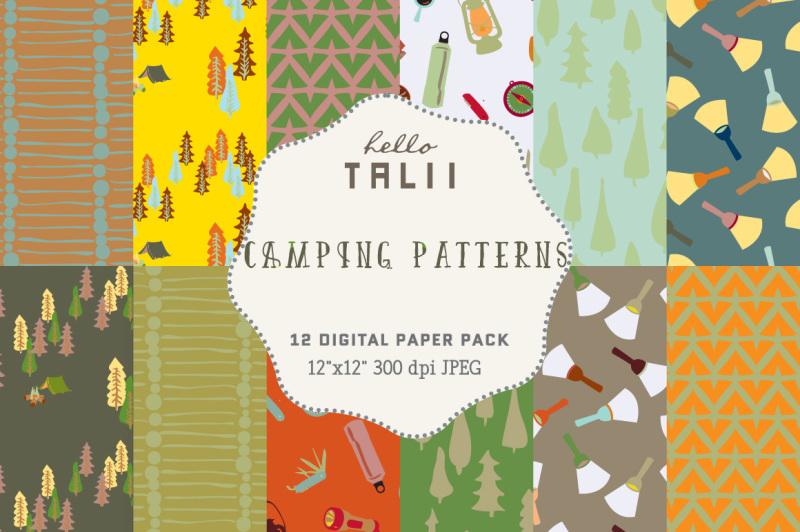camping-patterns