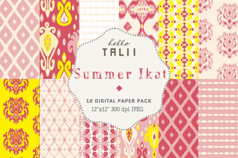 summer-ikat-patterns